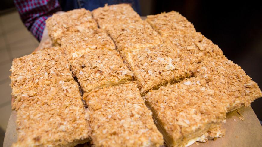 Как приготовить торт «Наполеон»: классический рецепт