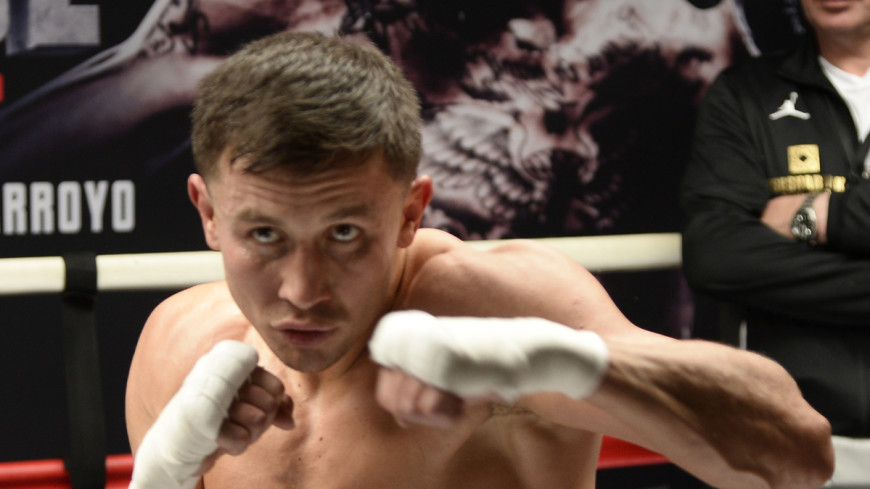 Казахстанский боксер Головкин вошел в Книгу рекордов Гиннесса