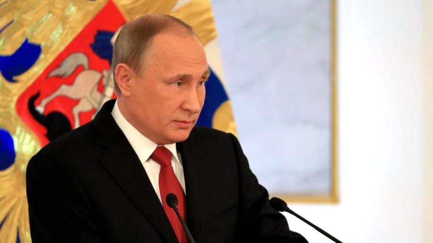 Путин: Половина преступлений в России остается нераскрытой