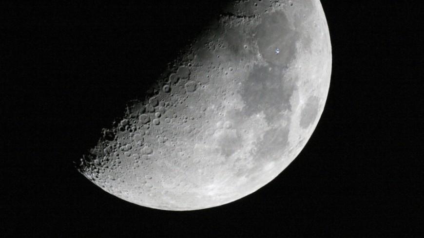 Найдены тысячи неизвестных кратеров на Луне