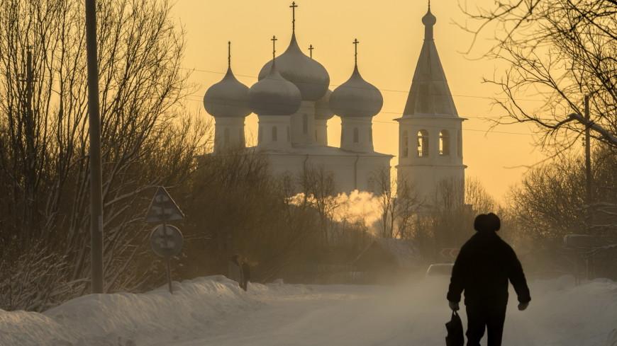 Мощный Русский Север в стороне от протоптанных маршрутов