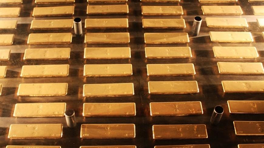 Турция забрала из США все свое золото