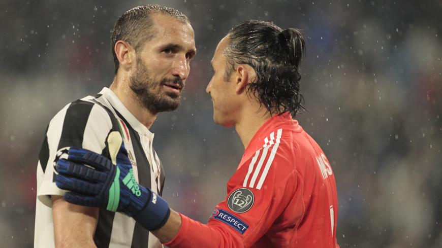 «Реал» проиграл «Ювентусу» в четвертьфинале Лиги чемпионов