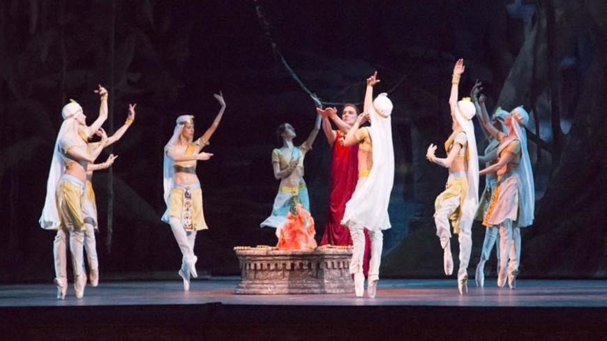 Театр Эйфмана с триумфом дебютировал на сцене Lincoln Center в Нью-Йорке