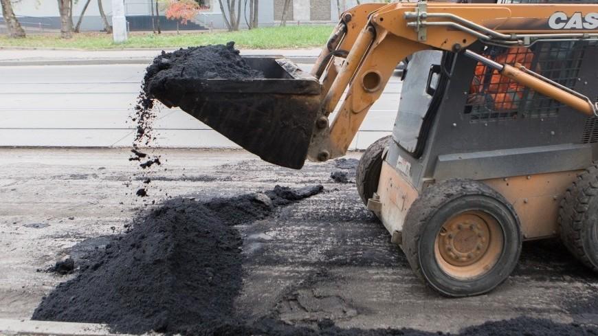 С 9 апреля начнется масштабный ремонт московских дорог