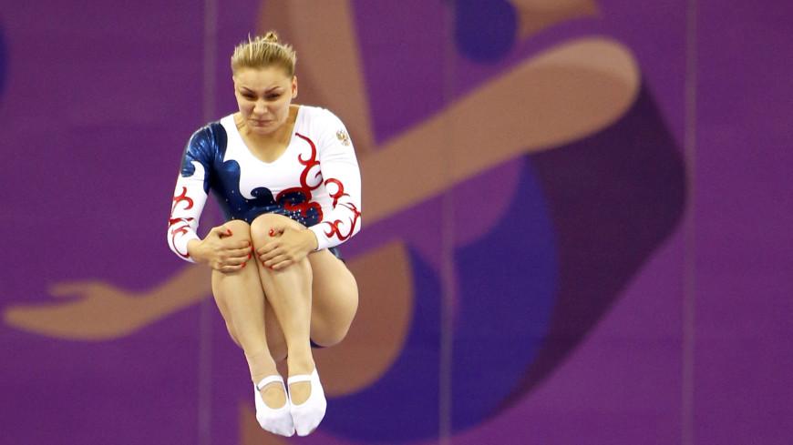 Яна Павлова стала чемпионкой Европы в прыжках на батуте