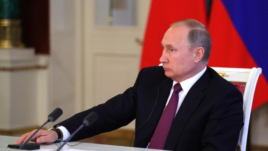 Путин утвердил основы пограничной политики России