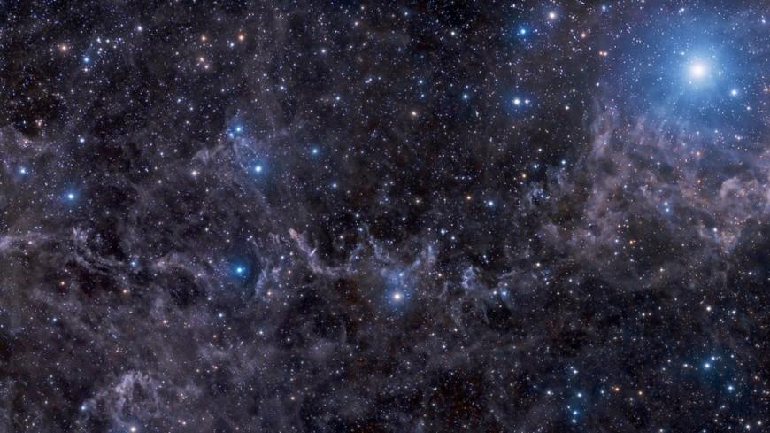 Телескопы зафиксировали крупнейший объект Вселенной