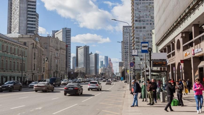 Сероводород в московском воздухе вновь превысил норму
