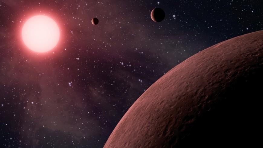 Обнаружена одна из самых темных планет во Вселенной