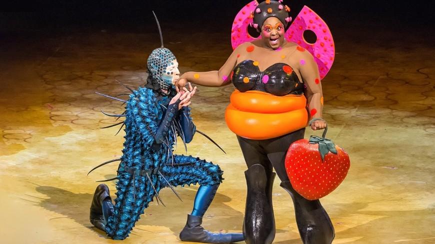 В «Зарядье» бесплатно выступит Cirque du Soleil