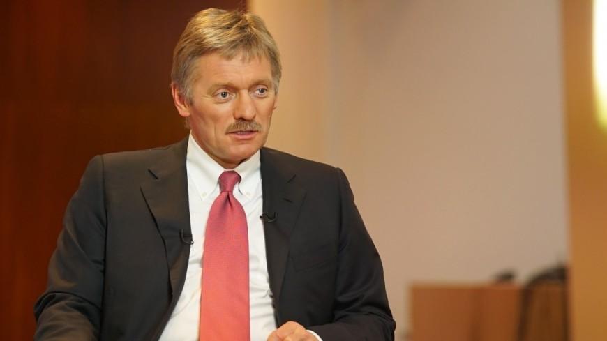 Песков: Путин и Меркель затронули тему миссии ООН в Донбассе