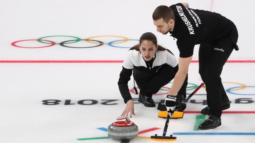 Роман с камнем: как пара из России взяла бронзу Олимпиады