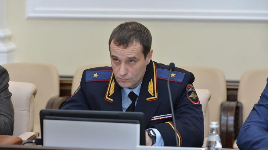 Новым начальником МУРа назначен генерал-майор полиции Сергей Кузьмин