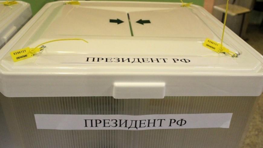 В избирательный участок Пскова пожаловал стрелец