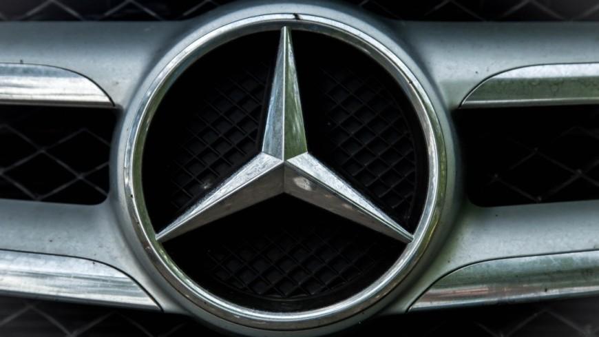 Mercedes отзывает 1,5 тыс. машин из-за неисправности