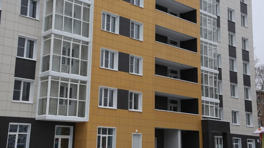 В 2019 году в Москве по программе реновации будут готовы 28 домов