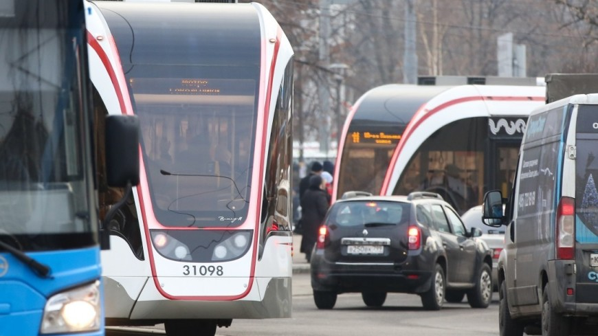 Минтранс: Все автобусы и трамваи должны быть с кондиционерами