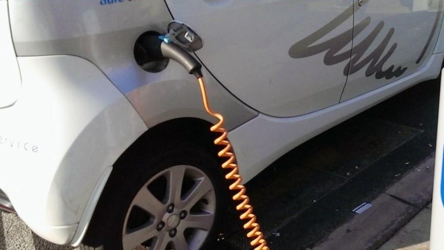 ФРГ стала крупнейшим рынком электромобилей в Европе