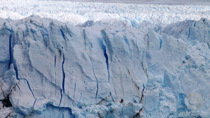 Ледник Ларсен С скрывал затерянный мир