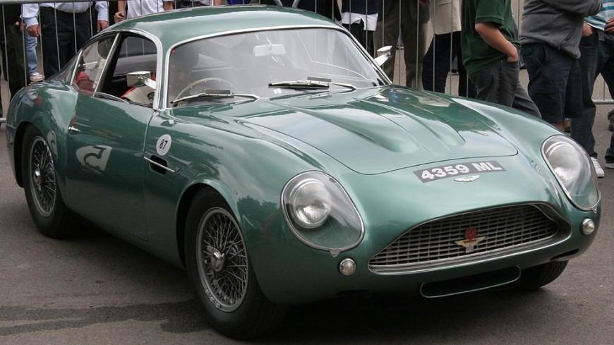 Самый дорогой Aston Martin уйдет с молотка