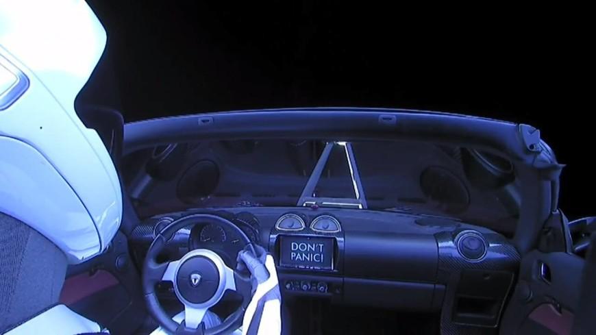 Tesla развалится на полпути к Марсу или раньше