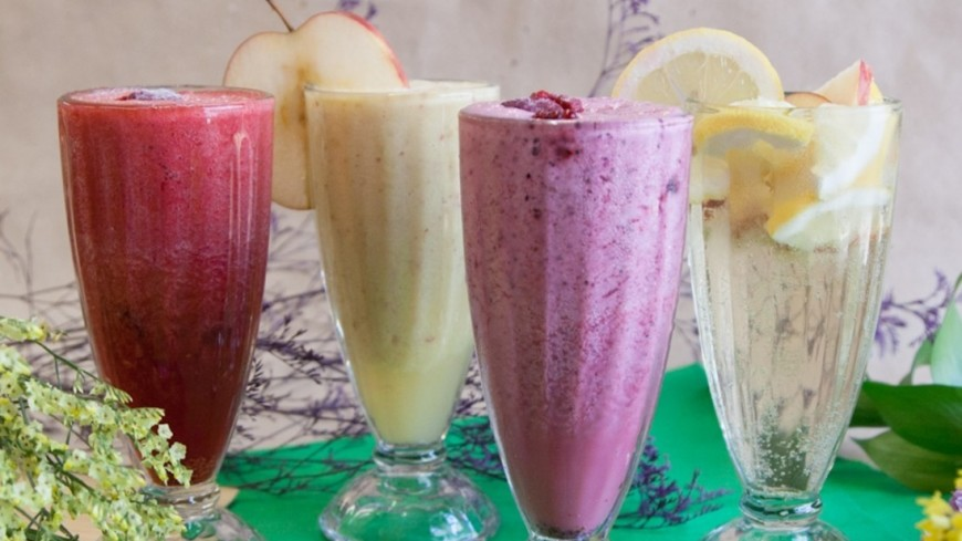 Смузи и другие витаминные напитки для стройной фигуры