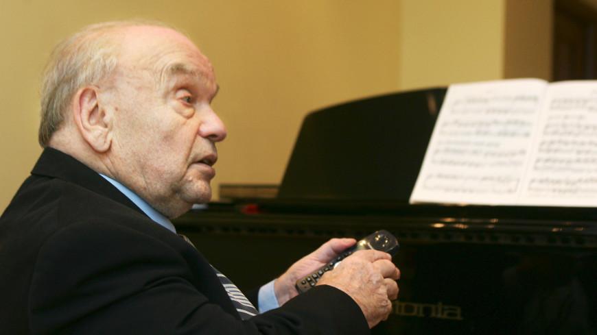 Стала известна дата прощания с композитором Владимиром Шаинским