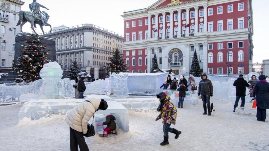 Более миллиона человек провели новогодние каникулы в музеях Москвы