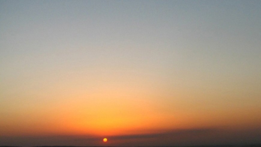 Здравствуй, Солнце! Мурманск встретил рассвет после полярной ночи