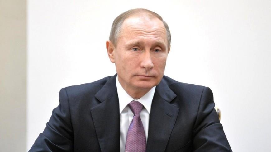 Путин поручил уточнить размеры налогов для физических лиц