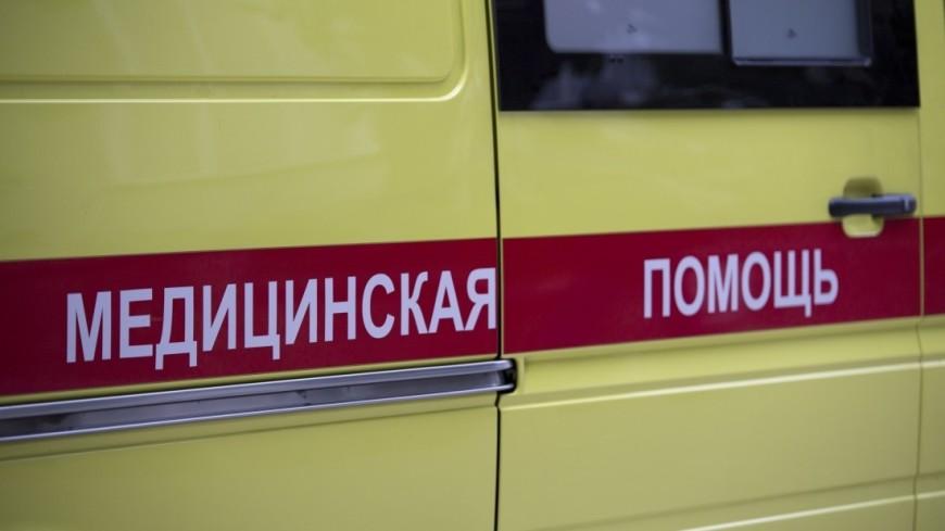 ДТП с автобусом в Подмосковье: на месте аварии приземлился вертолет