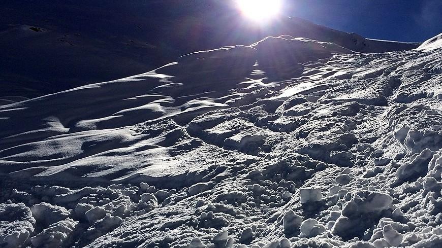 Лавина сошла во французских Альпах: есть жертвы