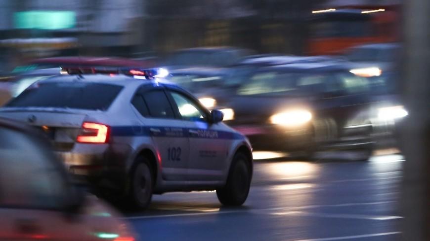В Москве водитель внедорожника расстрелял прохожего
