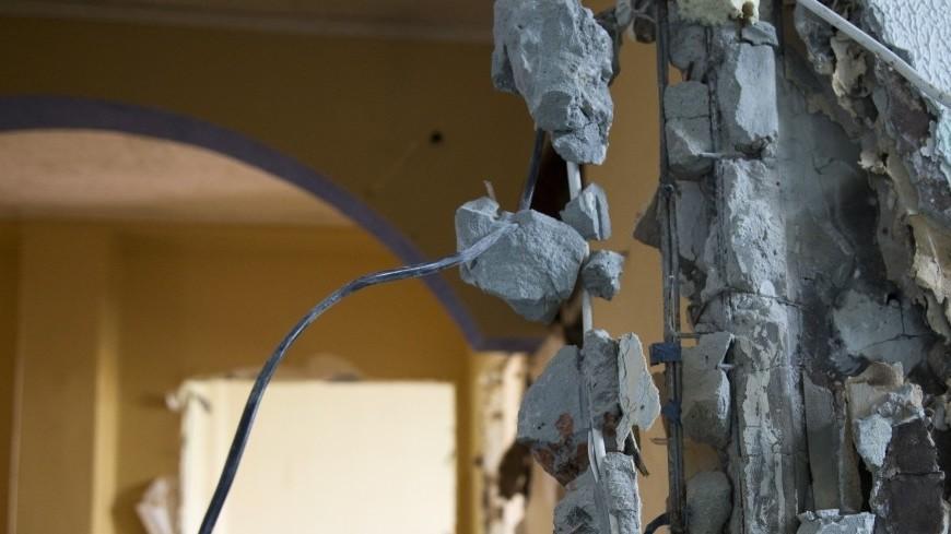 В Пензе обрушилась аварийная пятиэтажка