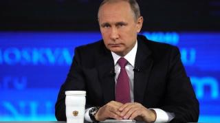 «Желаю ему здоровья»: Владимир Путин ответил на обвинения Джо Байдена