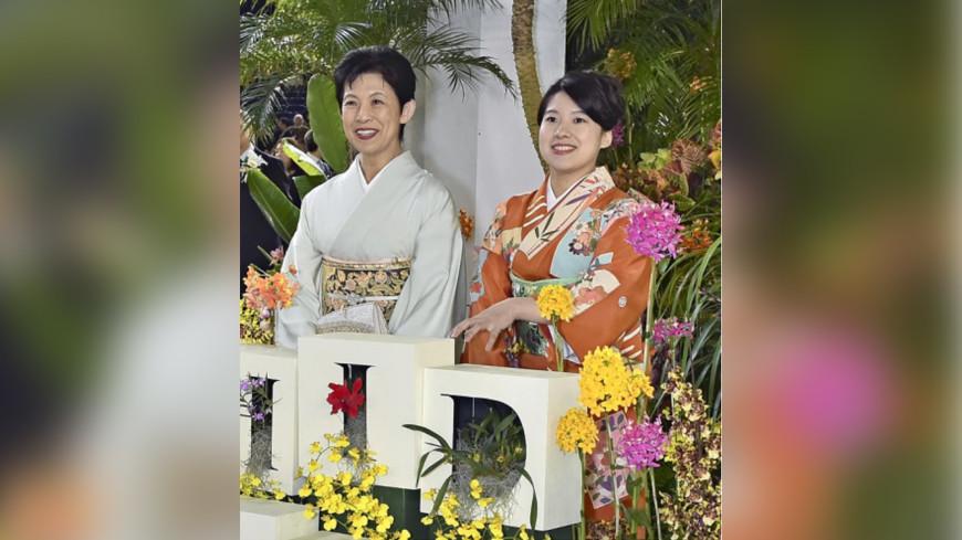 Племянница императора Японии собралась замуж