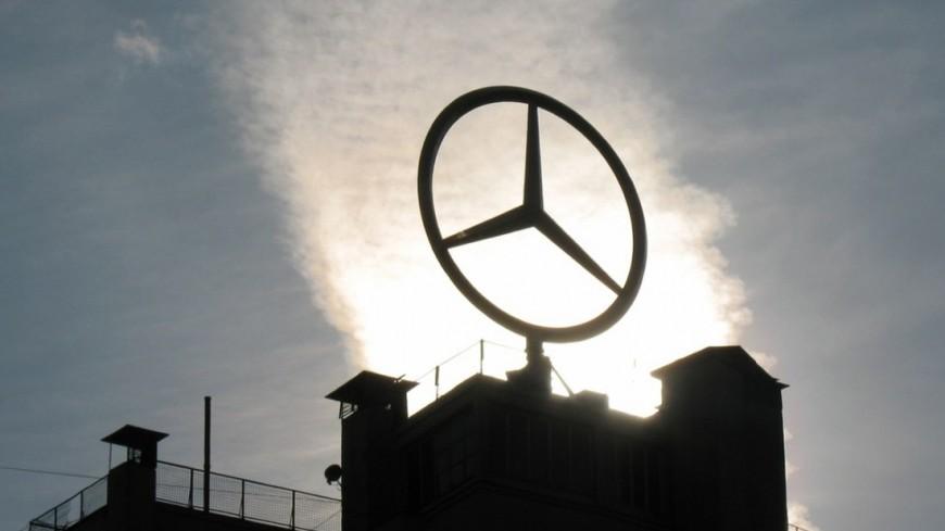 Mercedes отзывает 1,5 тысячи автомобилей в России