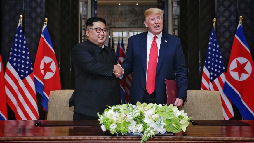 Трамп назвал Ким Чен Ына «забавным» и высказался о его характере