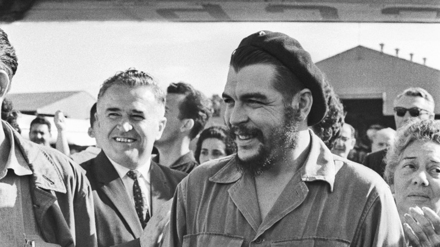 Команданте Че Гевара: девять фактов из жизни человека-символа