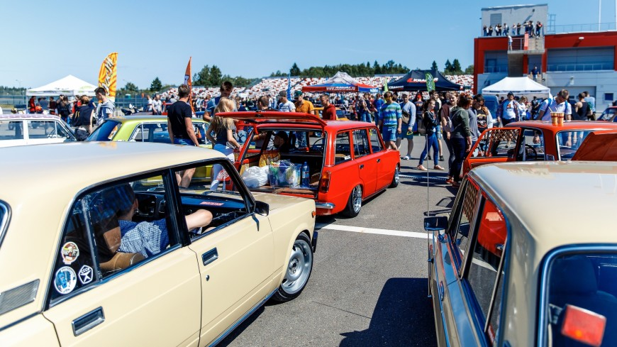 Фестиваль Moscow Classic посетило свыше 16 тысяч зрителей