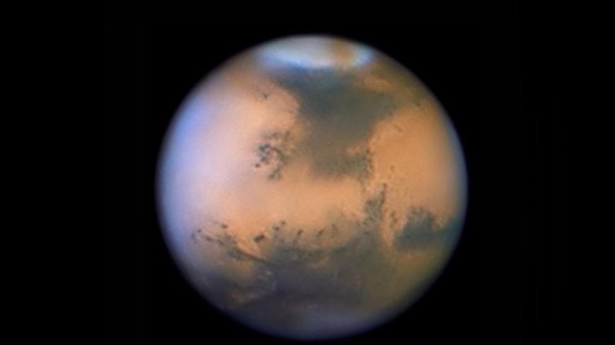 Ученые нашли признаки существования жизни на Марсе