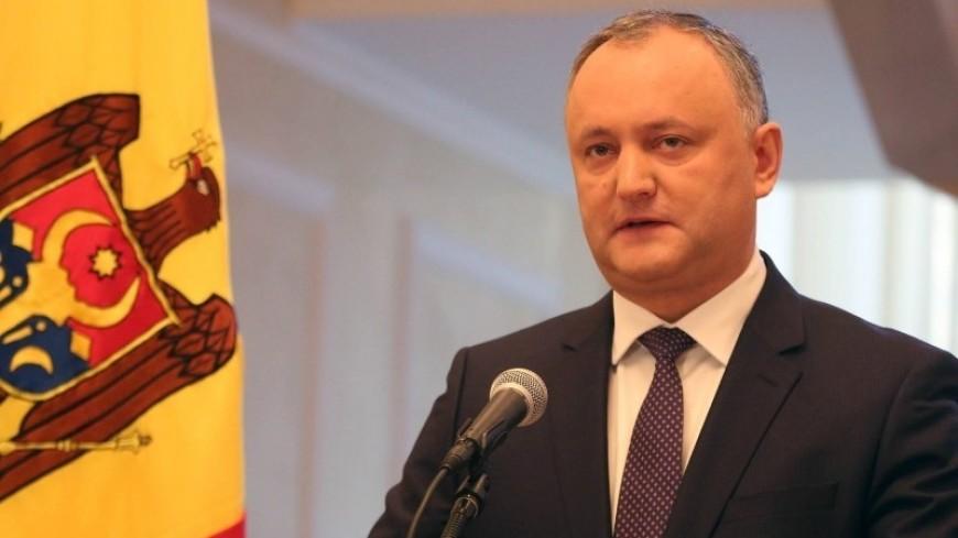 Президент Молдовы доволен отношениями с Россией