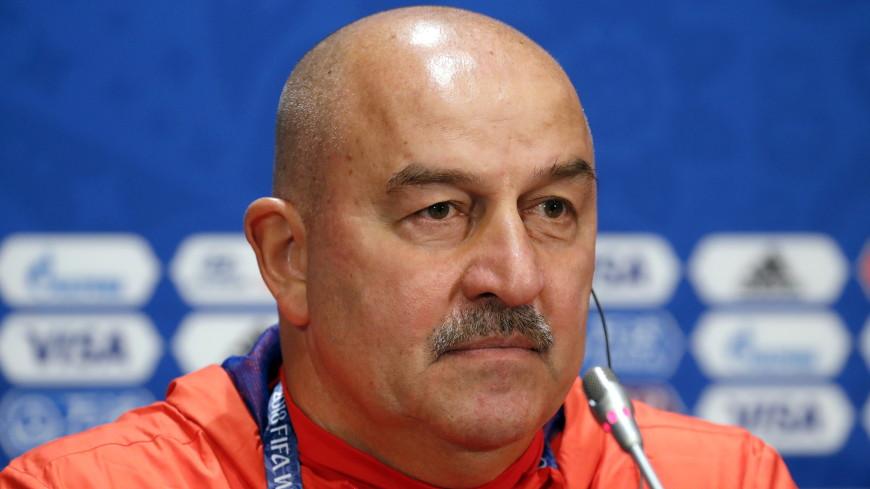 Черчесов призвал усатых болельщиков прийти на матч Россия – Саудовская Аравия