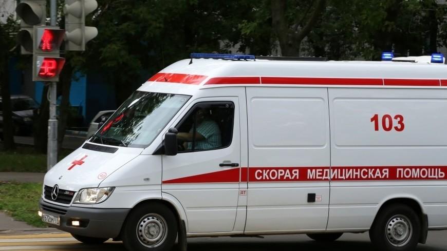 Под Новосибирском в реку с обрыва упал автомобиль: четверо погибших