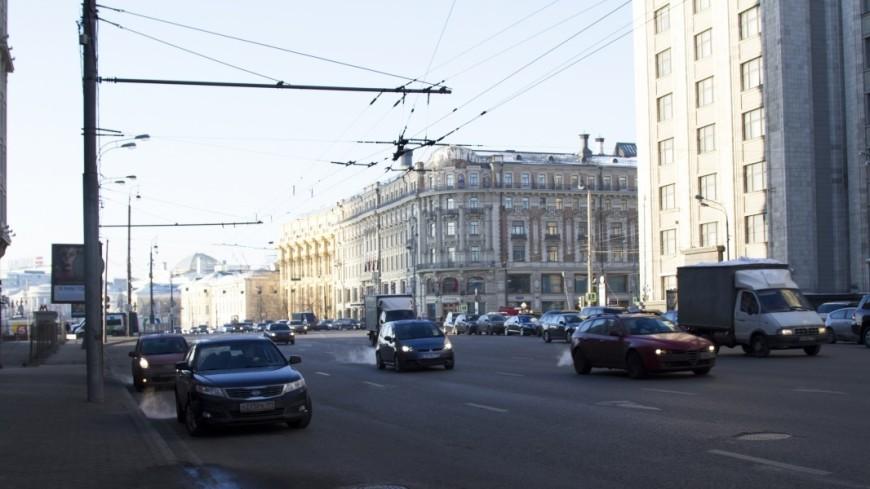 Ограничение движения в центре Москвы в День России отменили