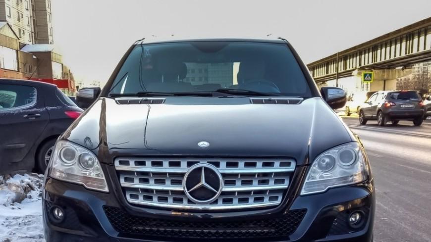Россияне скупают автомобили премиум-класса