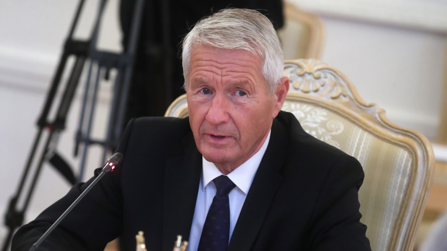 Генсек Совета Европы поздравил Путина с победой на выборах