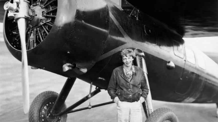 Яркая жизнь и загадочное исчезновение: 10 фактов об Амелии Эрхарт