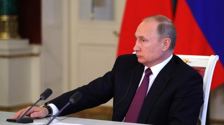 Путин проведет переговоры с Мун Чжэ Ином